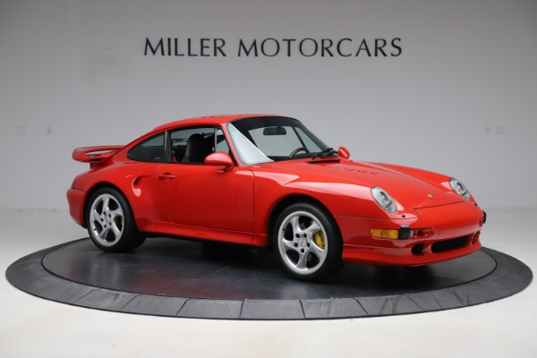 Used 1997 Porsche 911 Turbo S for sale $419,900 at Maserati of Greenwich in Greenwich CT 06830 11