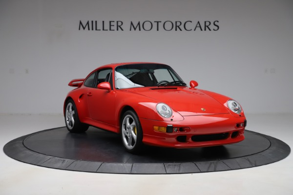 Used 1997 Porsche 911 Turbo S for sale $419,900 at Maserati of Greenwich in Greenwich CT 06830 12