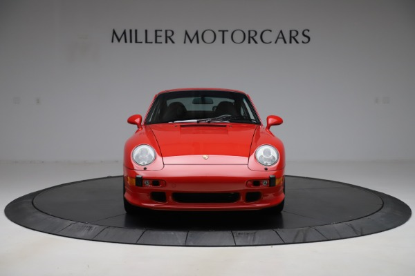 Used 1997 Porsche 911 Turbo S for sale $429,900 at Maserati of Greenwich in Greenwich CT 06830 13