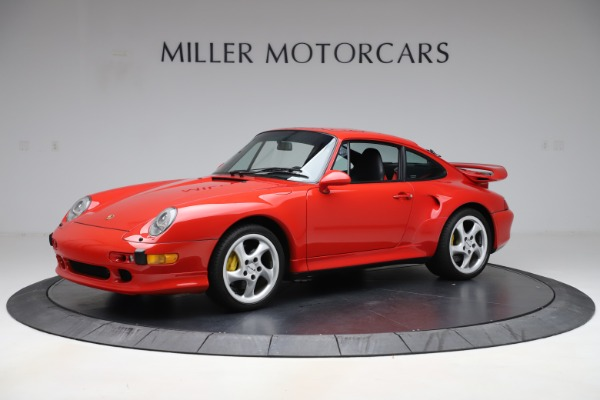 Used 1997 Porsche 911 Turbo S for sale $419,900 at Maserati of Greenwich in Greenwich CT 06830 2