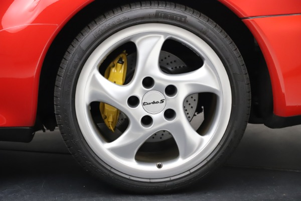 Used 1997 Porsche 911 Turbo S for sale $419,900 at Maserati of Greenwich in Greenwich CT 06830 23