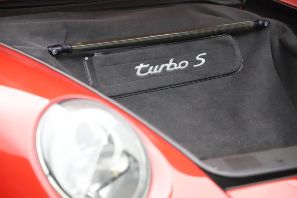 Used 1997 Porsche 911 Turbo S for sale $419,900 at Maserati of Greenwich in Greenwich CT 06830 26