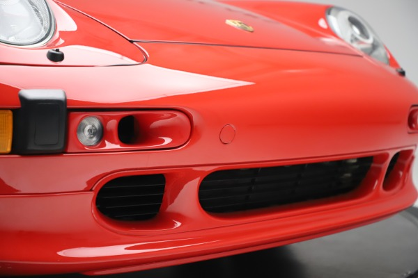 Used 1997 Porsche 911 Turbo S for sale $419,900 at Maserati of Greenwich in Greenwich CT 06830 27