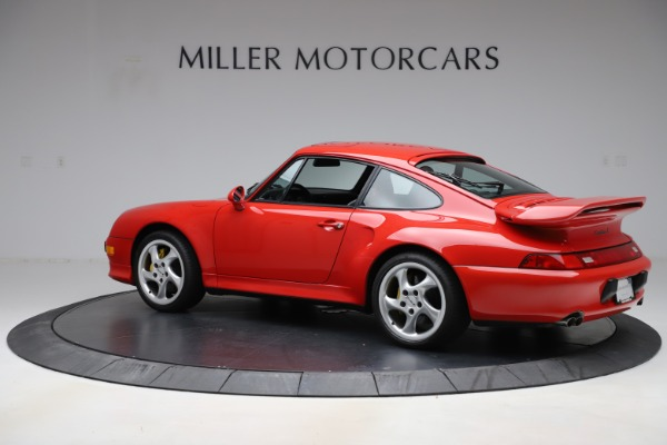 Used 1997 Porsche 911 Turbo S for sale $419,900 at Maserati of Greenwich in Greenwich CT 06830 4