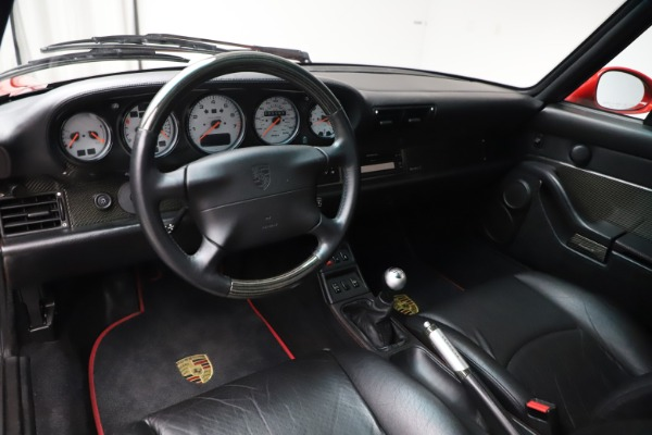 Used 1997 Porsche 911 Turbo S for sale $419,900 at Maserati of Greenwich in Greenwich CT 06830 5