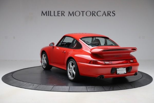 Used 1997 Porsche 911 Turbo S for sale $419,900 at Maserati of Greenwich in Greenwich CT 06830 6