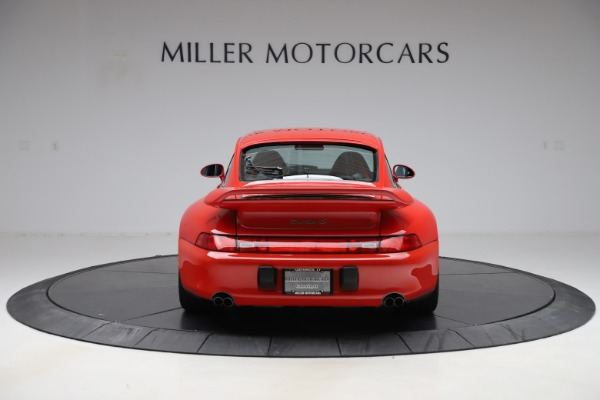 Used 1997 Porsche 911 Turbo S for sale $419,900 at Maserati of Greenwich in Greenwich CT 06830 7