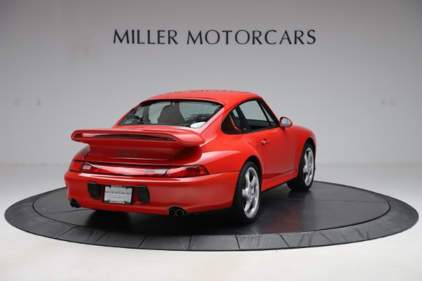 Used 1997 Porsche 911 Turbo S for sale $419,900 at Maserati of Greenwich in Greenwich CT 06830 8