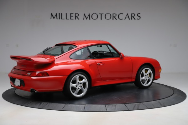 Used 1997 Porsche 911 Turbo S for sale $419,900 at Maserati of Greenwich in Greenwich CT 06830 9