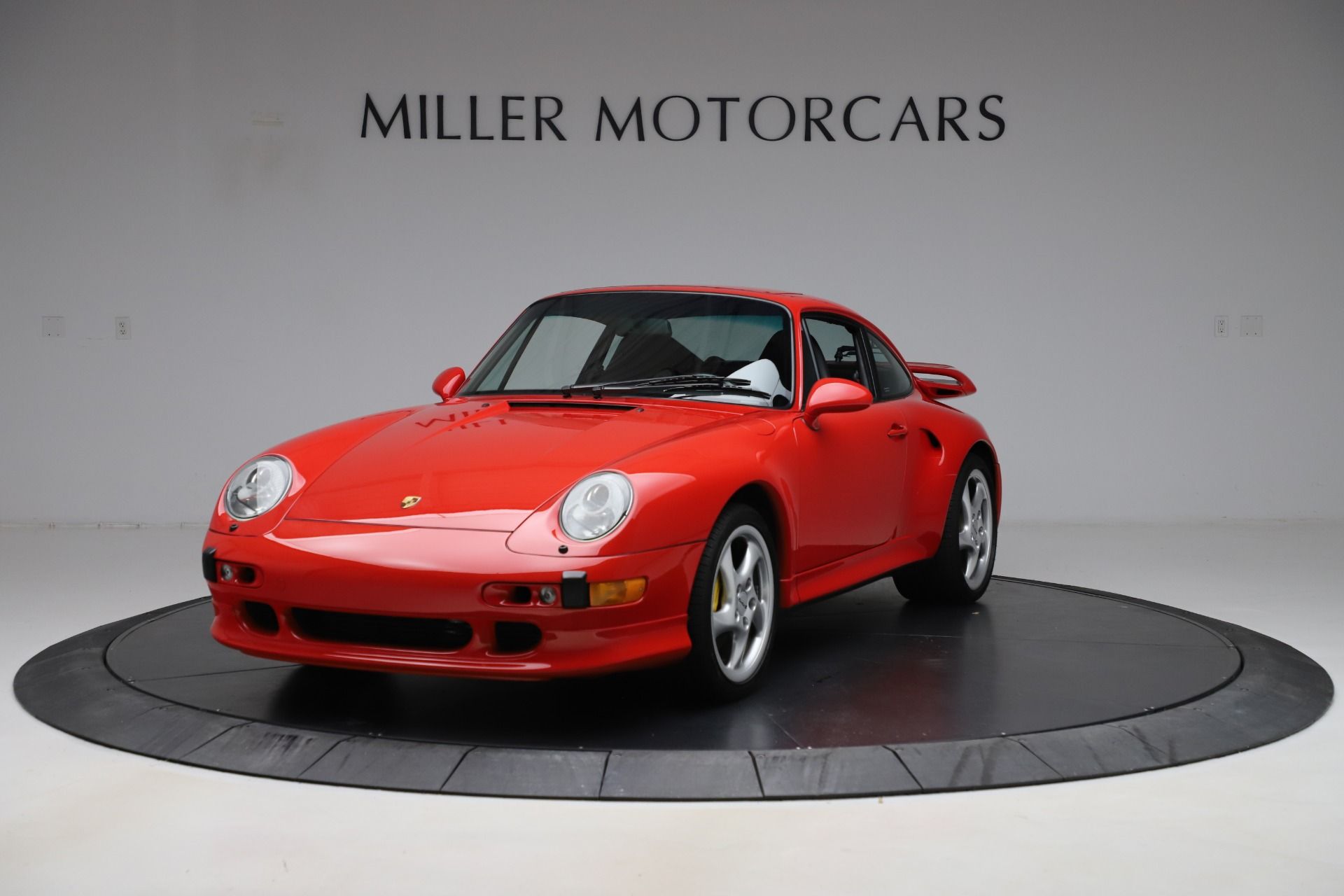 Used 1997 Porsche 911 Turbo S for sale $419,900 at Maserati of Greenwich in Greenwich CT 06830 1