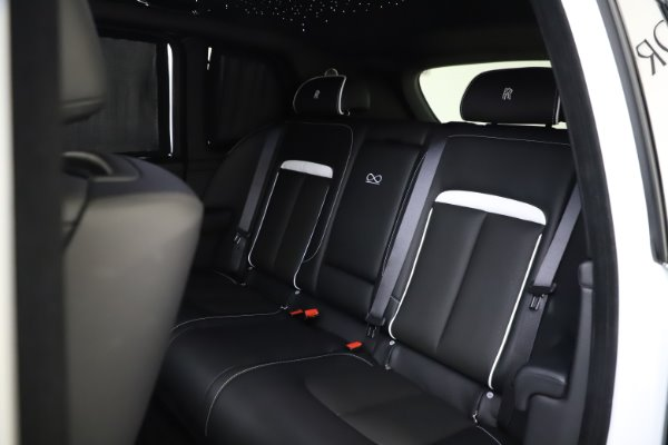 New 2020 Rolls-Royce Cullinan Black Badge for sale $451,625 at Maserati of Greenwich in Greenwich CT 06830 12