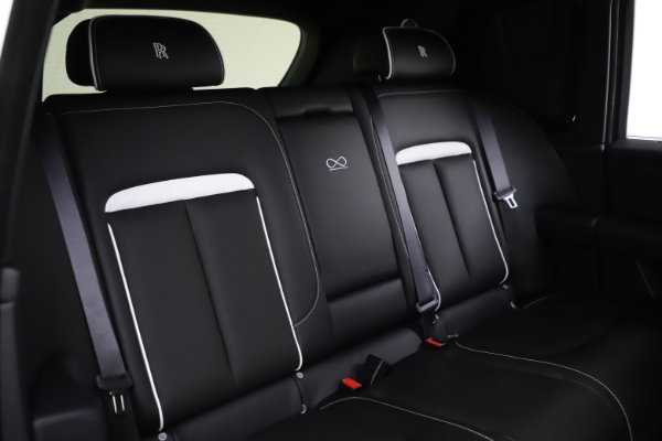 New 2020 Rolls-Royce Cullinan Black Badge for sale $451,625 at Maserati of Greenwich in Greenwich CT 06830 13