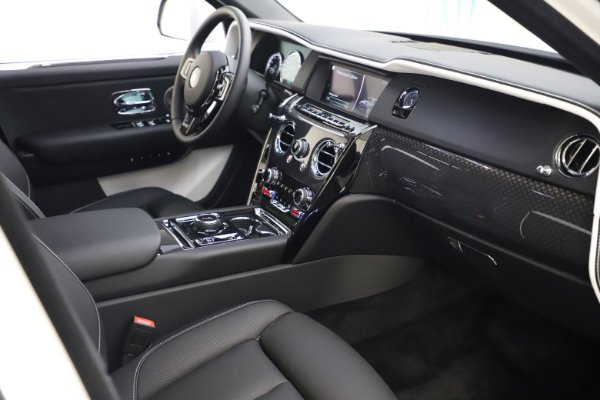 New 2020 Rolls-Royce Cullinan Black Badge for sale $451,625 at Maserati of Greenwich in Greenwich CT 06830 17