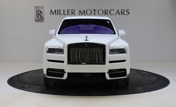 New 2020 Rolls-Royce Cullinan Black Badge for sale $451,625 at Maserati of Greenwich in Greenwich CT 06830 2