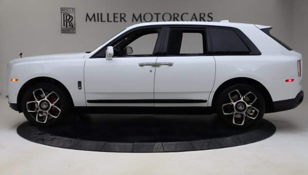 New 2020 Rolls-Royce Cullinan Black Badge for sale $451,625 at Maserati of Greenwich in Greenwich CT 06830 3