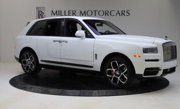New 2020 Rolls-Royce Cullinan Black Badge for sale $451,625 at Maserati of Greenwich in Greenwich CT 06830 8