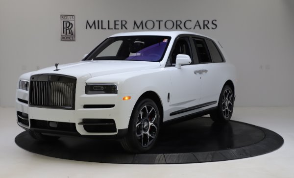 New 2020 Rolls-Royce Cullinan Black Badge for sale $451,625 at Maserati of Greenwich in Greenwich CT 06830 1