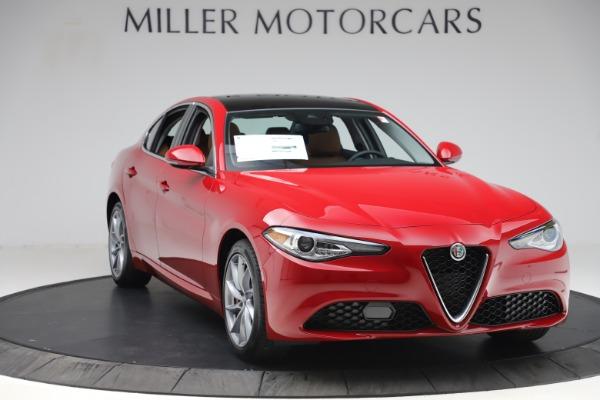New 2020 Alfa Romeo Giulia Q4 for sale $45,740 at Maserati of Greenwich in Greenwich CT 06830 11