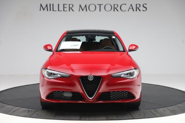 New 2020 Alfa Romeo Giulia Q4 for sale $45,740 at Maserati of Greenwich in Greenwich CT 06830 12