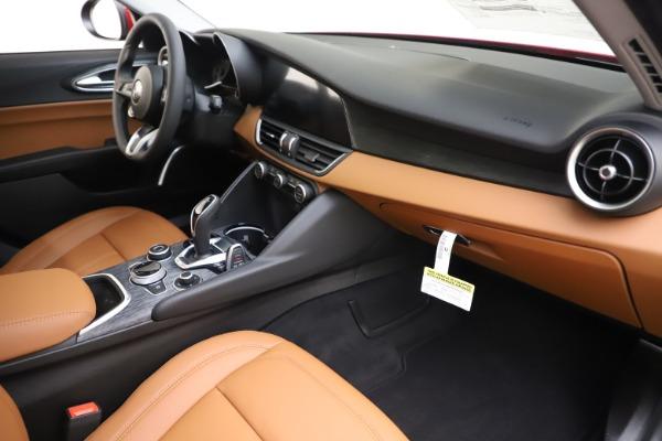 New 2020 Alfa Romeo Giulia Q4 for sale $45,740 at Maserati of Greenwich in Greenwich CT 06830 22