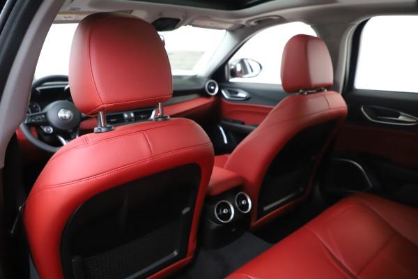 New 2020 Alfa Romeo Giulia Q4 for sale $45,740 at Maserati of Greenwich in Greenwich CT 06830 20