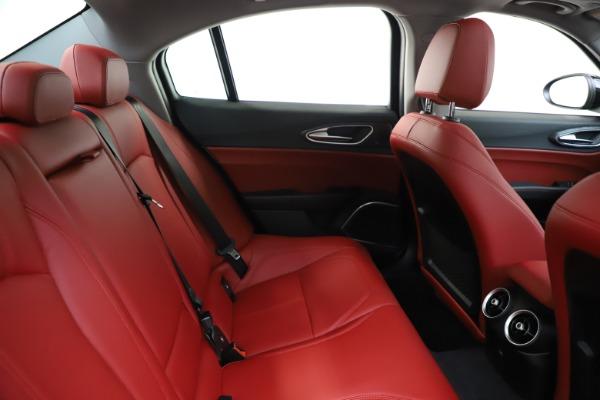 New 2020 Alfa Romeo Giulia Q4 for sale $45,740 at Maserati of Greenwich in Greenwich CT 06830 27