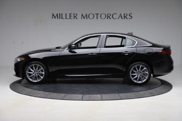 New 2020 Alfa Romeo Giulia Q4 for sale $45,740 at Maserati of Greenwich in Greenwich CT 06830 3