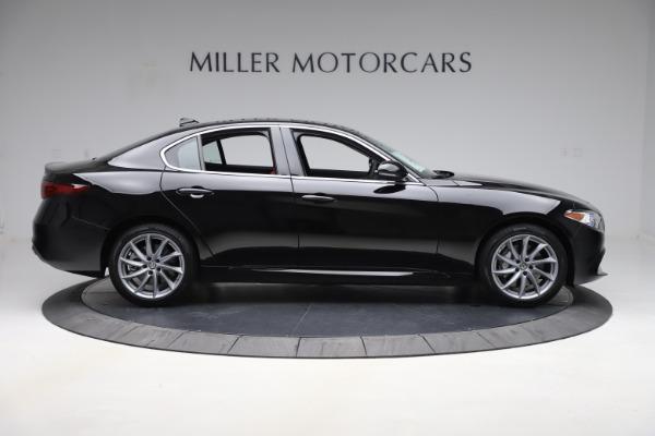 New 2020 Alfa Romeo Giulia Q4 for sale $45,740 at Maserati of Greenwich in Greenwich CT 06830 9