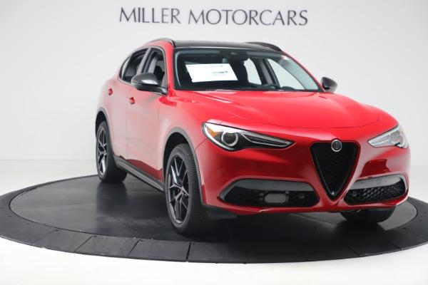 New 2020 Alfa Romeo Stelvio Q4 for sale Sold at Maserati of Greenwich in Greenwich CT 06830 11
