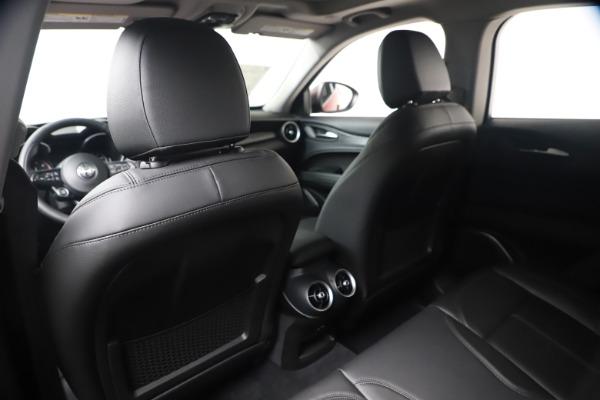 New 2020 Alfa Romeo Stelvio Q4 for sale Sold at Maserati of Greenwich in Greenwich CT 06830 20