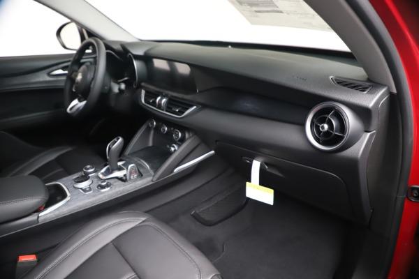 New 2020 Alfa Romeo Stelvio Q4 for sale Sold at Maserati of Greenwich in Greenwich CT 06830 22