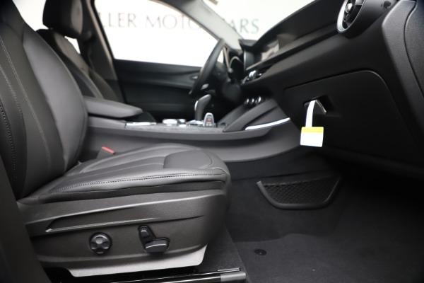 New 2020 Alfa Romeo Stelvio Q4 for sale Sold at Maserati of Greenwich in Greenwich CT 06830 23