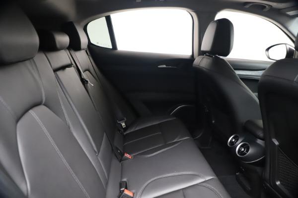 New 2020 Alfa Romeo Stelvio Q4 for sale Sold at Maserati of Greenwich in Greenwich CT 06830 27