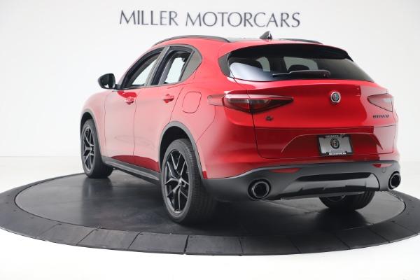 New 2020 Alfa Romeo Stelvio Q4 for sale Sold at Maserati of Greenwich in Greenwich CT 06830 5
