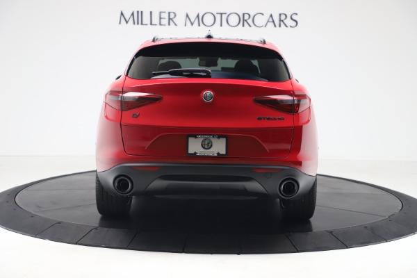 New 2020 Alfa Romeo Stelvio Q4 for sale Sold at Maserati of Greenwich in Greenwich CT 06830 6