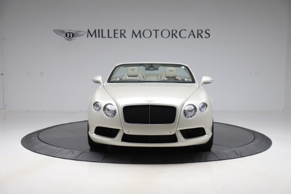 Used 2015 Bentley Continental GTC V8 for sale $109,900 at Maserati of Greenwich in Greenwich CT 06830 12