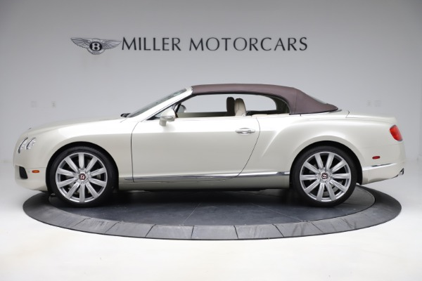 Used 2015 Bentley Continental GTC V8 for sale $109,900 at Maserati of Greenwich in Greenwich CT 06830 14