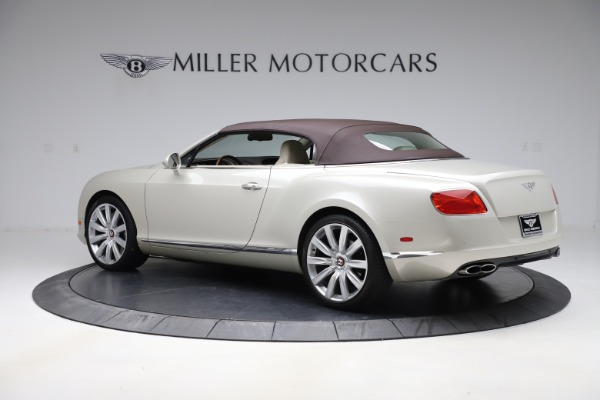 Used 2015 Bentley Continental GTC V8 for sale $109,900 at Maserati of Greenwich in Greenwich CT 06830 15
