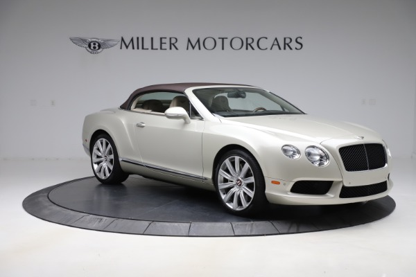 Used 2015 Bentley Continental GTC V8 for sale $109,900 at Maserati of Greenwich in Greenwich CT 06830 18