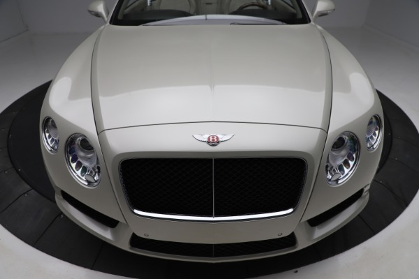 Used 2015 Bentley Continental GTC V8 for sale $109,900 at Maserati of Greenwich in Greenwich CT 06830 19