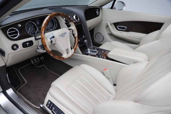 Used 2015 Bentley Continental GTC V8 for sale $109,900 at Maserati of Greenwich in Greenwich CT 06830 23