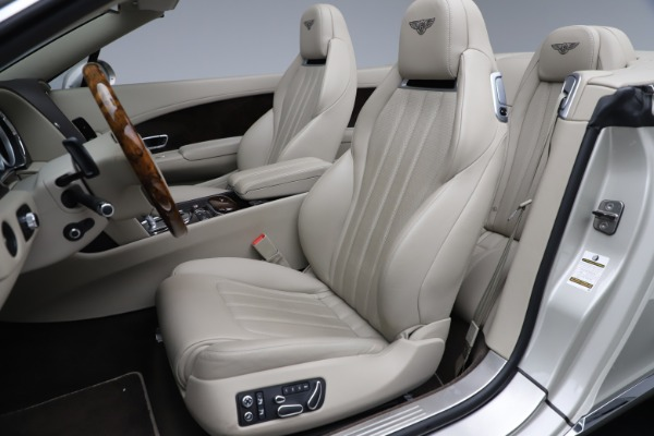 Used 2015 Bentley Continental GTC V8 for sale $109,900 at Maserati of Greenwich in Greenwich CT 06830 25