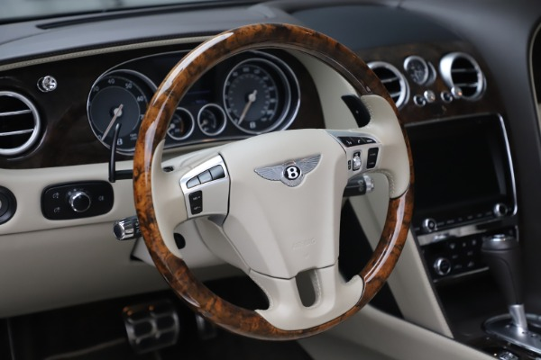 Used 2015 Bentley Continental GTC V8 for sale $109,900 at Maserati of Greenwich in Greenwich CT 06830 26
