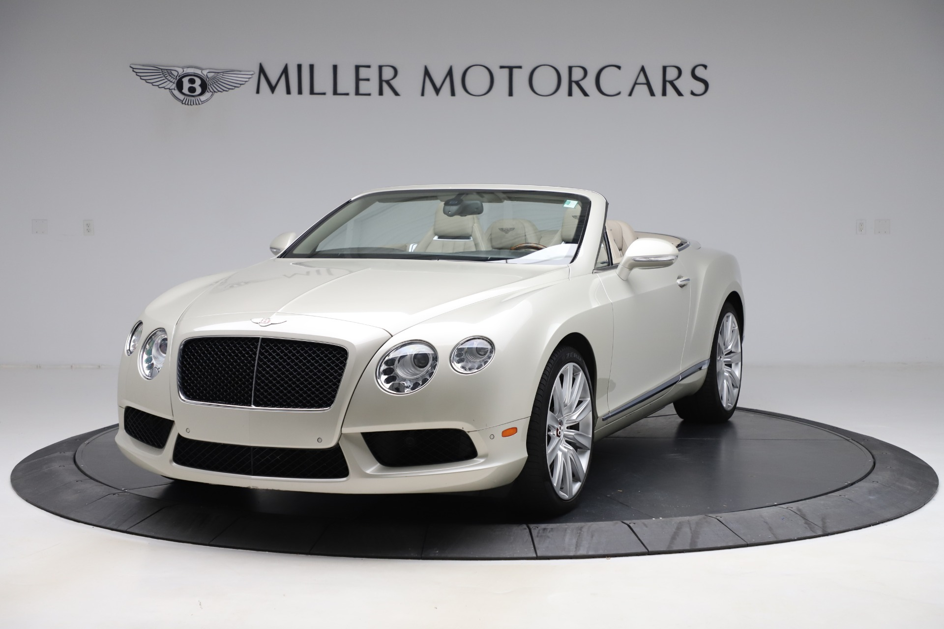 Used 2015 Bentley Continental GTC V8 for sale $109,900 at Maserati of Greenwich in Greenwich CT 06830 1