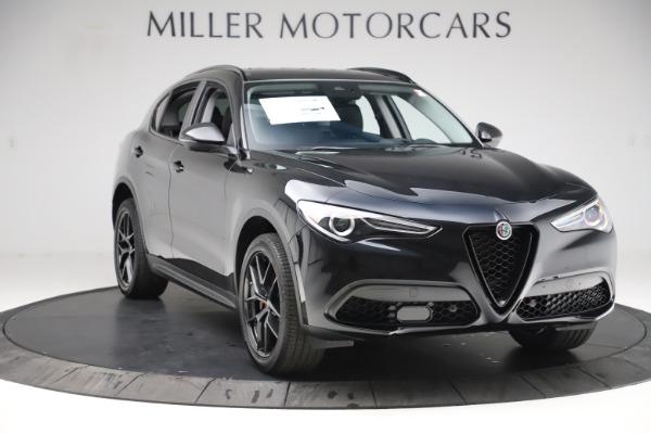 New 2020 Alfa Romeo Stelvio Q4 for sale $49,840 at Maserati of Greenwich in Greenwich CT 06830 11