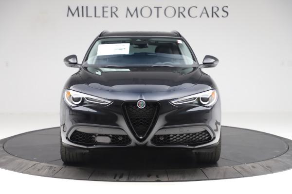 New 2020 Alfa Romeo Stelvio Q4 for sale $49,840 at Maserati of Greenwich in Greenwich CT 06830 12
