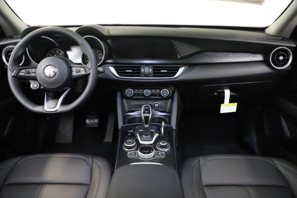 New 2020 Alfa Romeo Stelvio Q4 for sale $49,840 at Maserati of Greenwich in Greenwich CT 06830 16