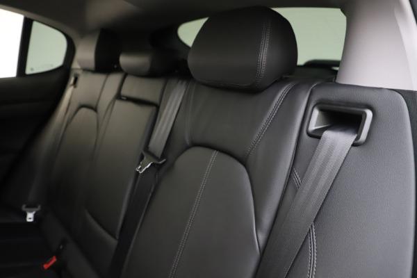 New 2020 Alfa Romeo Stelvio Q4 for sale $49,840 at Maserati of Greenwich in Greenwich CT 06830 18