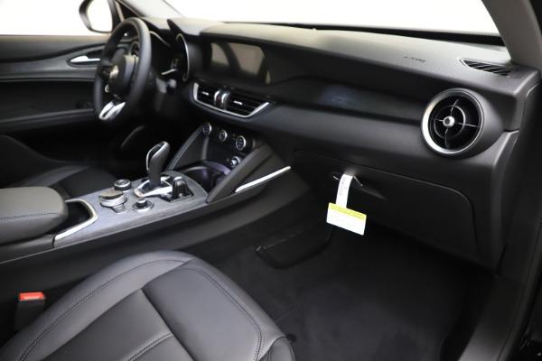 New 2020 Alfa Romeo Stelvio Q4 for sale $49,840 at Maserati of Greenwich in Greenwich CT 06830 22