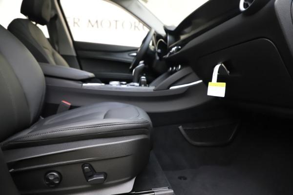 New 2020 Alfa Romeo Stelvio Q4 for sale $49,840 at Maserati of Greenwich in Greenwich CT 06830 23